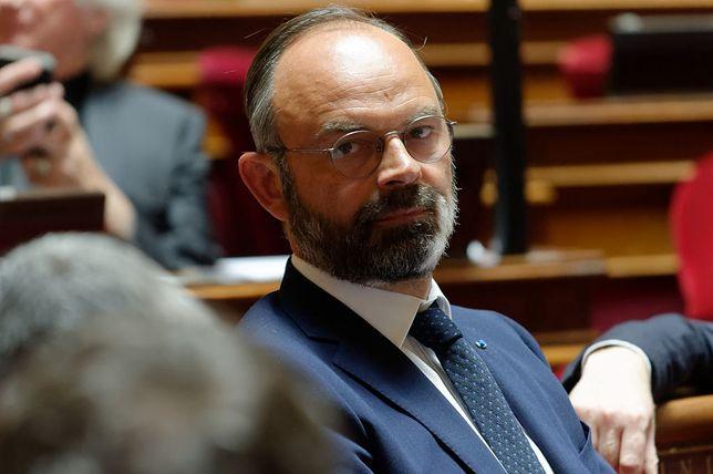 Edouard Philippe, premier Francji podał się do dymisji