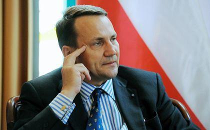 Radosław Sikorski: będą straty w handlu z Rosją