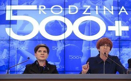 """Kolejne banki włączyły się do programu """"Rodzina 500 Plus"""""""