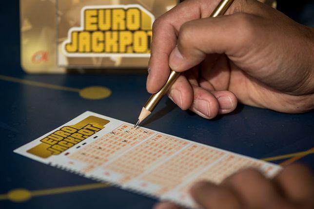 Kumulacja Eurojackpot. Do wygrania ponad 200 mln zł