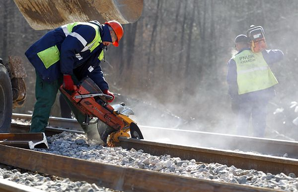 Remont zwrotnic na kolei pod lupą prokuratury