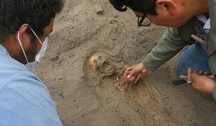 Badacze odkryli łącznie 227 dziecięcych szczątków