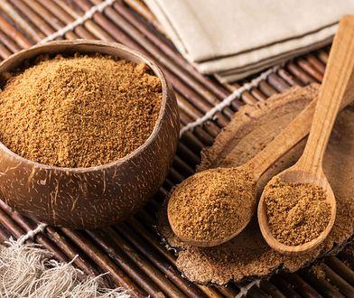 Cukier kokosowy. Konkurencja dla stewii i ksylitolu
