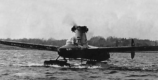 Amerykańskie latające łodzie podwodne