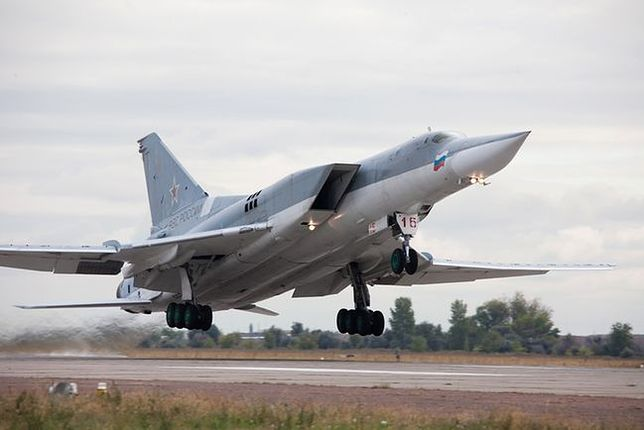 Tu 22M3 - najgroźniejszy rosyjski samolot