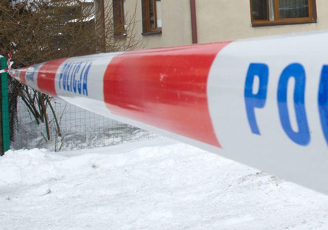 Rodzinna tragedia w Bielsku-Białej. Matka nie żyje, roczne dziecko w szpitalu
