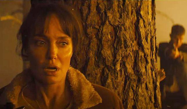 """""""Ci, którzy życzą mi śmierci"""" - thriller z Angeliną Jolie."""