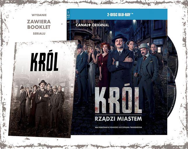 KRÓL, premiera na płytach DVD i Blu-ray!