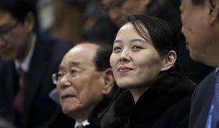 Korea Północna zagrała na nosie USA. Siostra Kim Dzong Una miała rację
