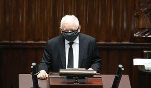 Kulisy niejawnego posiedzenia Sejmu. Jarosław Kaczyński zabrał głos?