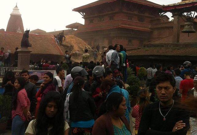 Nepalczycy sami sobie nie poradzą