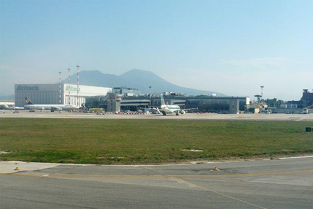 Lotnisko w Neapolu rocznie obsługuje prawie 7 mln pasażerów