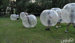 Bubble Football - piłka nożna w bańkach na Targówku