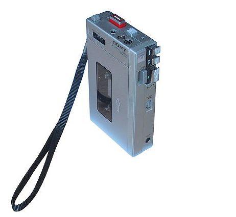 TCM-600 (1978 r.) - najmniejszy na świecie dyktafon, nagrywający dźwięk na standardowe kasety magnetofonowe.