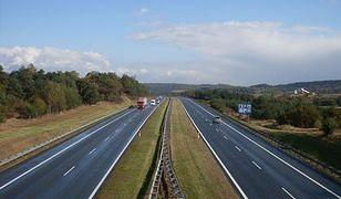 Kierowcy ciężarówek zapłacą za przejazd odcinkiem A4 Rzeszów-Jarosław