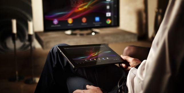 Sony Xperia Tablet Z - najważniejsze informacje