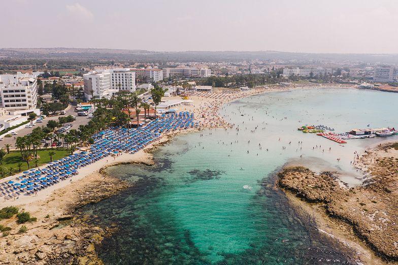 Turystyka jest kluczową gałęzią gospodarki Cypru