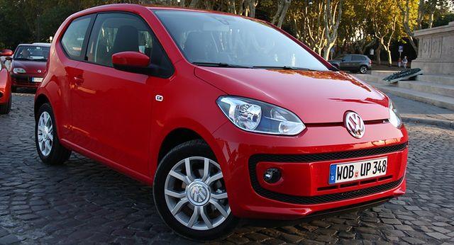 Volkswagen up! W Polsce za 35 000 zł?