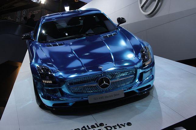 Nowości Mercedes-Benz na paryskim Salonie Samochodowym