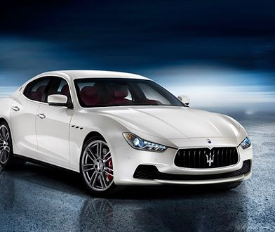 Audio od Bowers & Wilkins w Maserati Ghibli