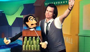 JIm Carrey jako Mr Pickles
