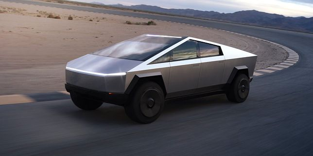 Tesla Cybertruck - rok 2019 czy 1994?