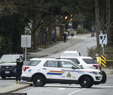 Atak nożownika w Vancouver. Jedna osoba nie żyje. Są ranni