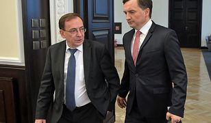 Gorąca debata w Sejmie. Wnioski o wotum nieufności dla Zbigniewa Ziobry i Mariusza Kamińskiego
