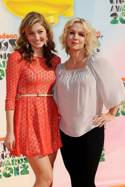 Jennie Garth z córką