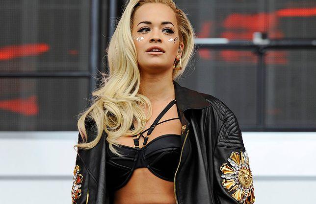 Rita Ora często wrzuca do sieci seksowne zdjęcia