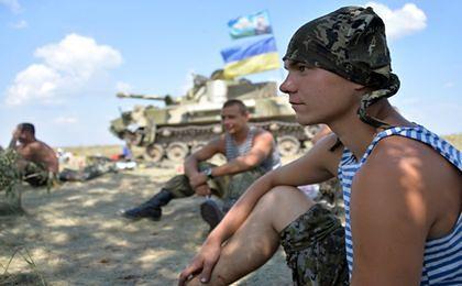 Zapomniane problemy Ukrainy