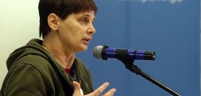 Ochojska: Pracownik humanitarny powinien być na liście zawodów