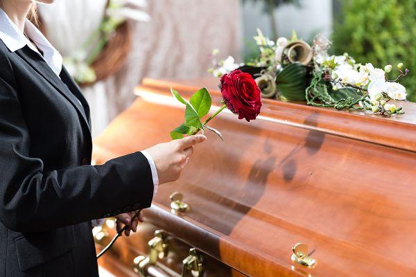 Dzień powszedni domu pogrzebowego