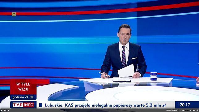 Gość TVP Info obraził Lecha Wałęsę. Prowadzący Krzysztof Ziemiec nie zareagował