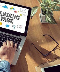 Kreator landing page'y – wygeneruj nowe leady