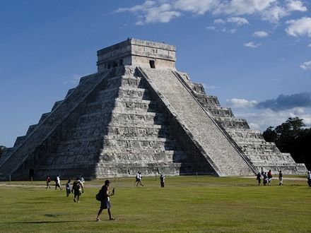 Chichen Itza – jeden z siedmiu cudów świata