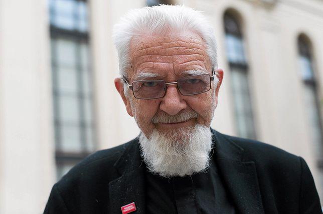 Maciej Stuhr skomentował zakaz wypowiedzi dla ks. Bonieckiego
