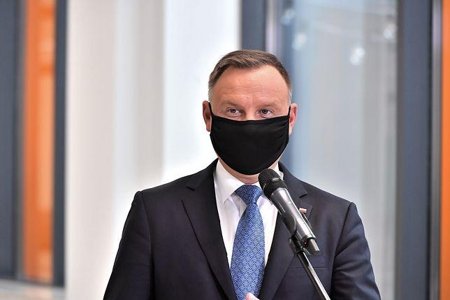 Prezydencki projekt ws. Sądu Najwyższego w Sejmie. Decyzja komisji