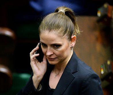 Joanna Mucha startuje w wyborach na szefa PO