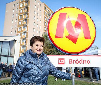 Hanna Gronkiewicz-Waltz podpisała kolejny kontrakt z Astaldi