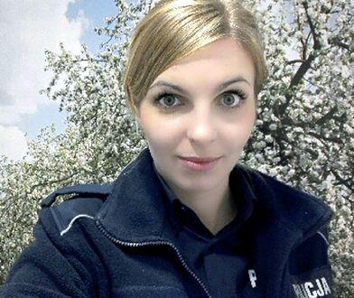 Sierżant Elżbieta Gąska uratowała życie mężczyźnie, który chciał popełnić samobójstwo