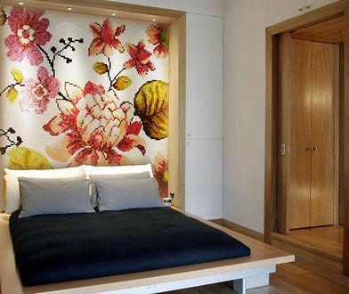 Sypialnia w rozkwicie
