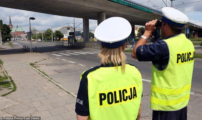 Policjanci twierdzą, że posiłki z KSP są tylko i wyłącznie w związku ze wzmożonym ruchem turystycznym