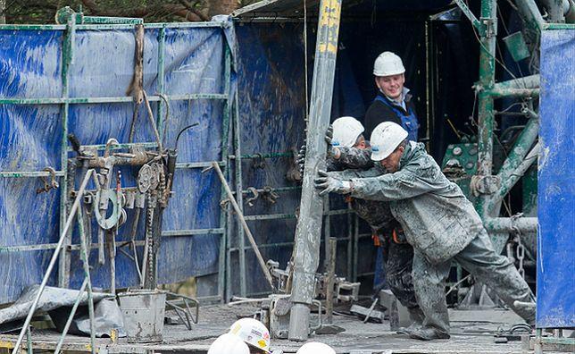 Akcja w kopalni Wujek. Kamera nie zarejestrowała górników
