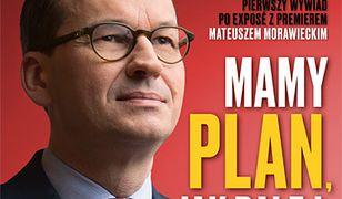 """Premier Mateusz Morawiecki udzielił wywiadu tygodnikowi """"Sieci"""""""