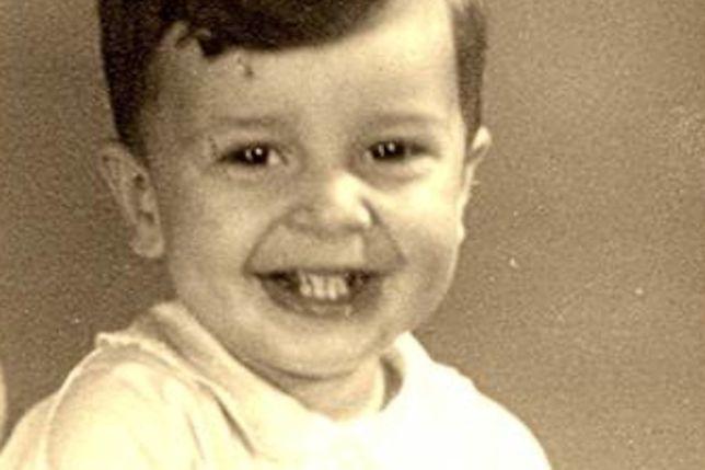 Mały chłopiec stracił życie w obozie zagłady