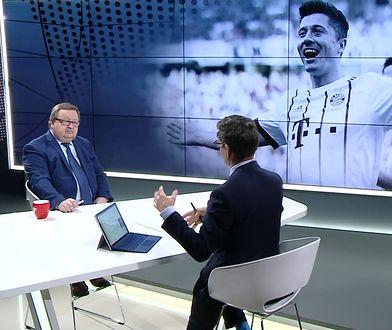 """""""To byłby błąd"""". Kręcina o transferze Lewandowskiego"""