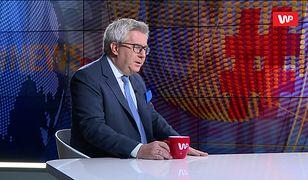 Urodziny prezesa. Ryszard Czarnecki mówi o prezentach
