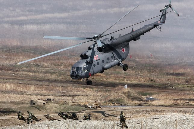 Atak na rosyjska bazę. Rannych ponad 10 żołnierzy