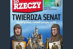 """Rycerze z twierdzy Senat. """"Do Rzeczy"""" kpi z Grzegorza Schetyny i Włodzimierza Czarzastego"""